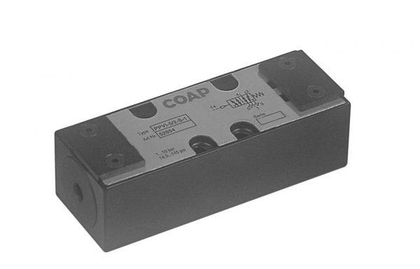 ISO 5599/1 Valves
