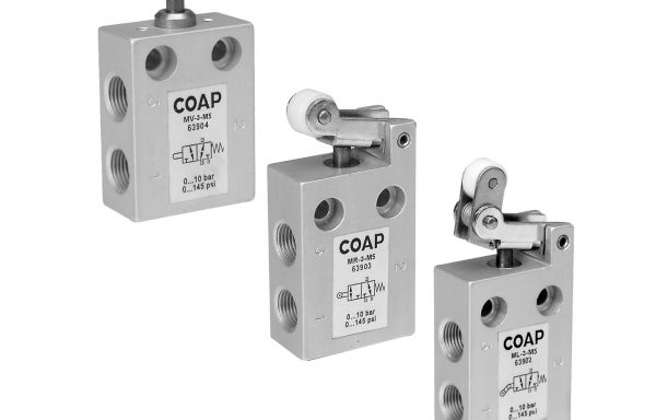 Mechanically Operated Valves